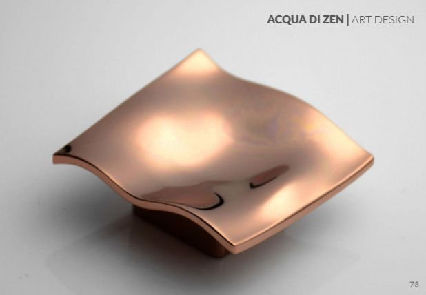 Puxador Zen Acqua di Zen p/ Moveis