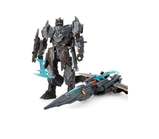 Boneco Robo Transformers Rendsora Megatron Decepticons Action Figures Jinjiang 24cm