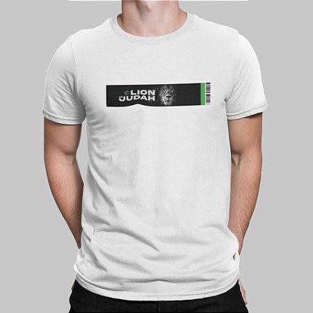 Camiseta Masculina - Lion of Judah