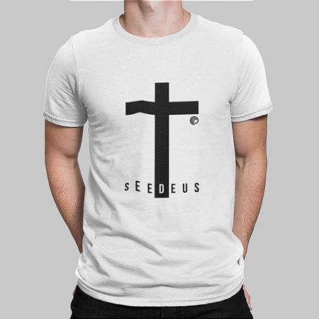 Camiseta Masculina - SeeDeus