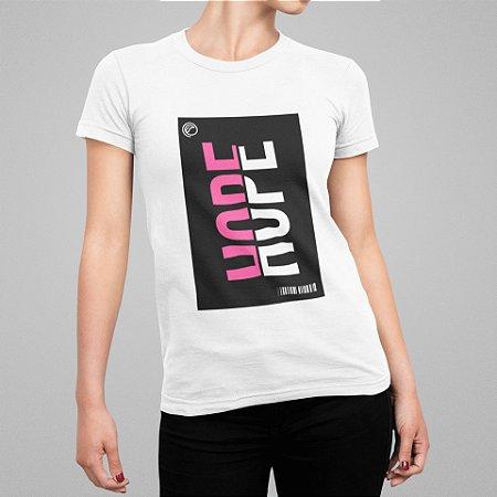 Camiseta Feminina - Hope
