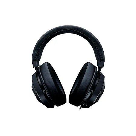 Razer Kraken Tournament Edition THX 7.1 Surround Sound Gaming Headset: Microfone retrátil com cancelamento de ruído – USB DAC – Para PC, PS4, PS5, Nintendo Switch, Xbox One, Xbox Series X & S, Mobile – Preto (Encomenda, 10 Dias úteis)