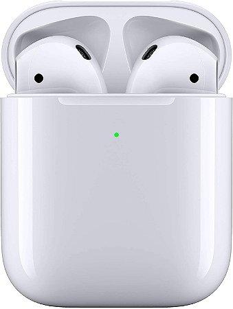 Apple AirPods com Estojo de Recarga Apple (Encomenda, 7 Dias úteis)