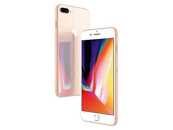 IPhone 8Plus 256GB Gold (Semi Novo, Encomenda, 7 a 10 Dias úteis.)