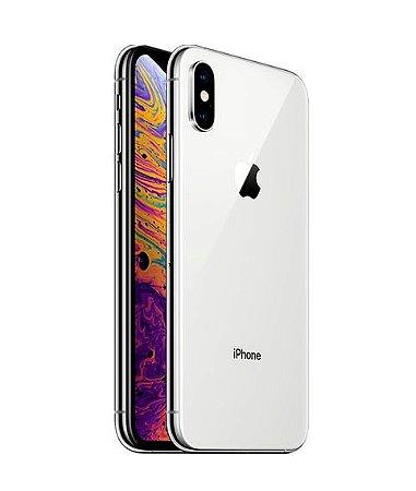 IPhone Xs 64Gb Silver (Semi Novo encomenda, 7 a 10 Dias úteis.)