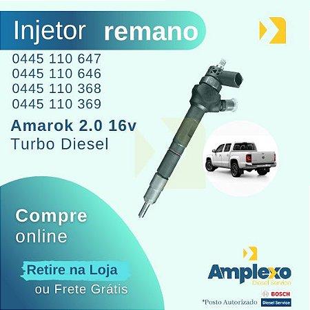 Bico Injetor Amarok 2.0 16v Turbo Diesel - BASE DE TROCA