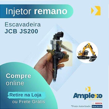 Bico injetor Escavadeira JCB JS200