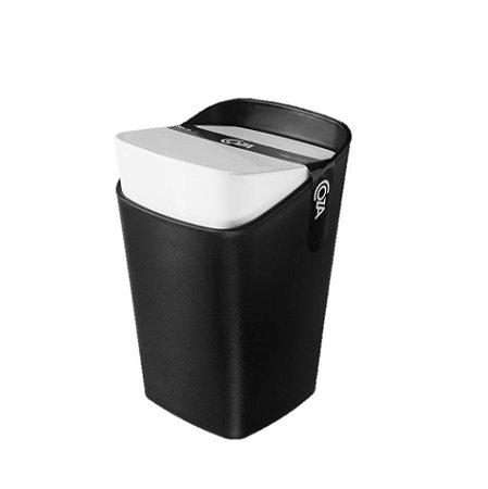 Porta Cotonete Algodão Acessório Organizador Pia Banheiro - Coza