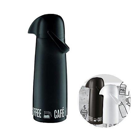 Garrafa Térmica 1,8l Tampa Expressar Para Café Chá Água Leite - SR1016/50 Sanremo