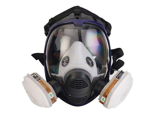Mascara Pintura Fechada com Respirador - ProEquip
