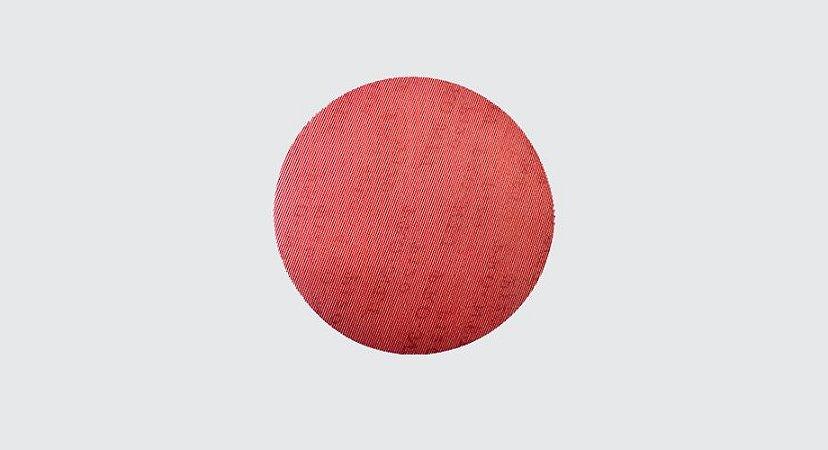"""Pacote de Lixa Pronet 7"""" 185mm G120 C/ 5un - Nauber"""