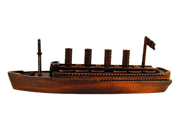 Navio Decorativo Apontador