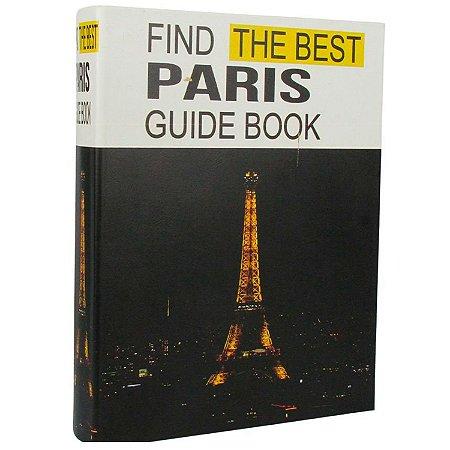 Caixa Livro Decorativa Book Box Find The Best Paris