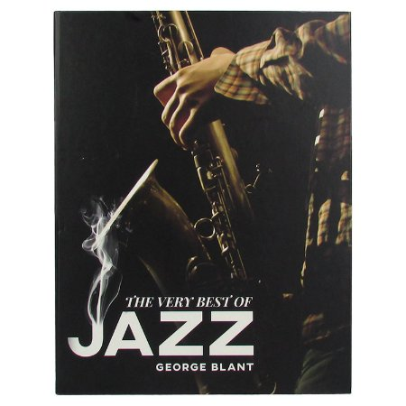 Caixa Livro Decorativa Book Box Jazz