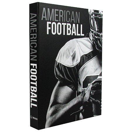 Caixa Book Box Futebol Americano