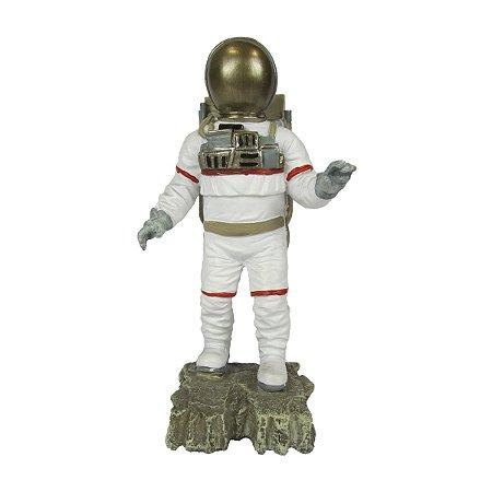 Escultura Decorativa Astronauta