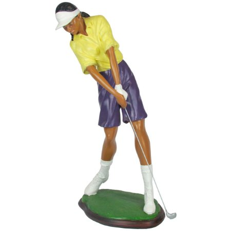 Peça Decorativa Golfista Grande