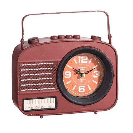 Radio Relogio Vintage