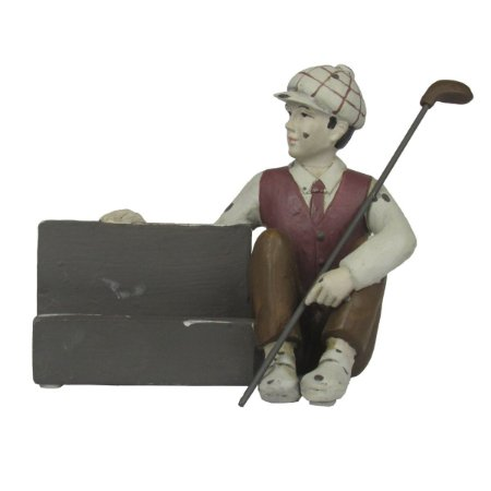 Porta Cartão Golfista