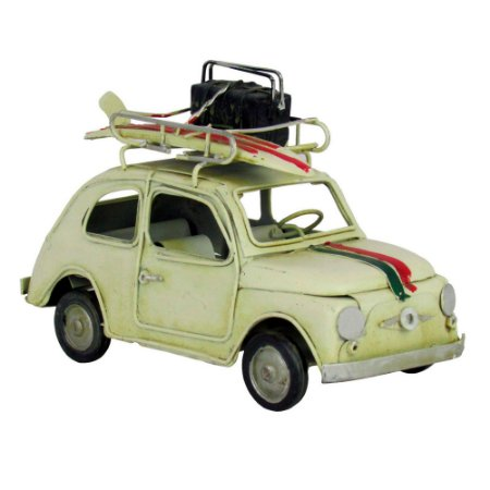Carrinho Decorativo Fiat 600
