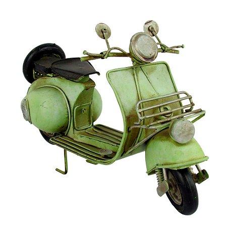 Miniatura Moto Vespa 125 Vintage