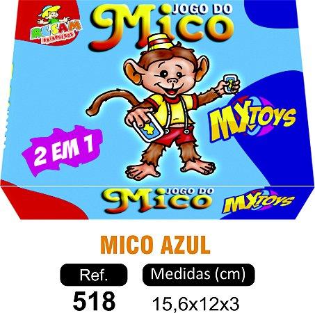 BRINQUEDO JOGO DO MICO MX TOYS RESAM