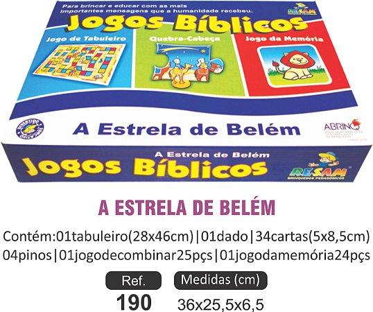 BRINQUEDO QC A ESTRELA DE BELÉM
