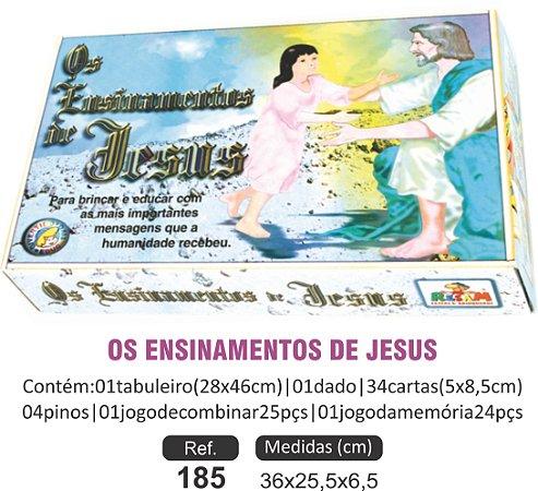 BRINQUEDO OS ENSINAMENTOS DE JESUS