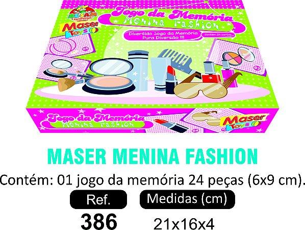 BRINQUEDO MASER MENINA FASHION