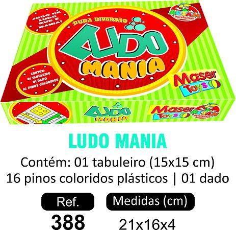 BRINQUEDO LUDO MANIA
