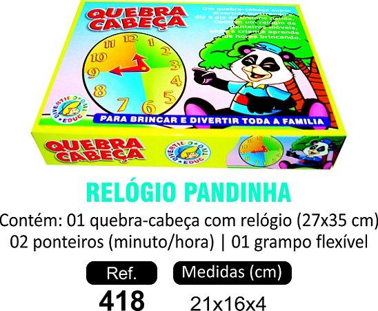 BRINQUEDO QC REL[OGIO PANDA