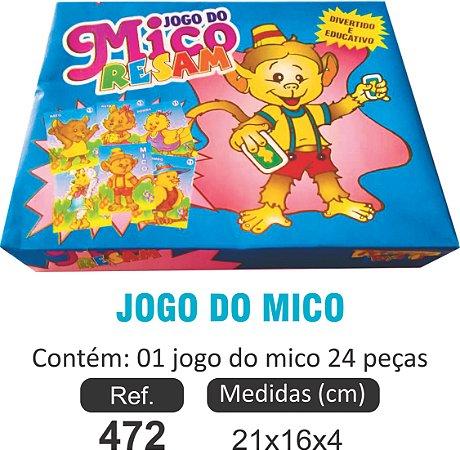 BRINQUEDO JOGO DO MICO