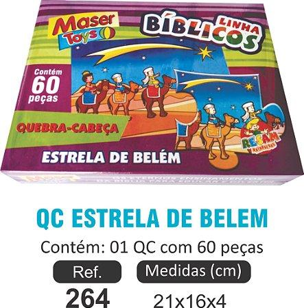BRINQUEDO QC ESTRELA DE BELEM