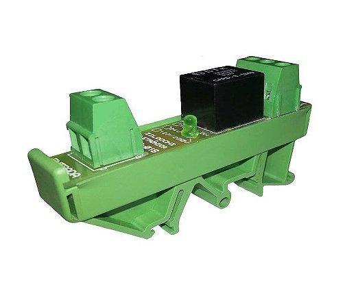 Relé de interface (relé acoplador) 127/220V – Inter01-127/220V
