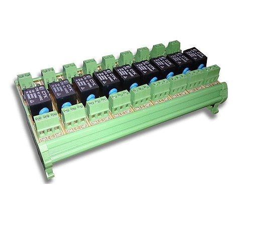 Módulo relé de interface (relé acoplador) 5V