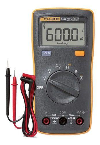Fluke 106 – Mini Multímetro Digital