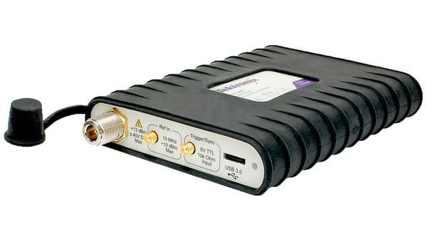 Tektronix RSA306B – Analisador de Espectro Portátil de 9KHz a 6.2GHz.