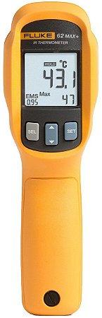 Fluke 62MAX – Termômetro Infravermelho -30ºC a +500ºC