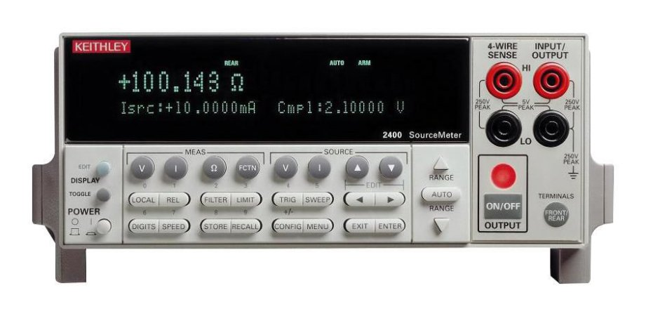 Keithley Série 2400 – SourceMeters