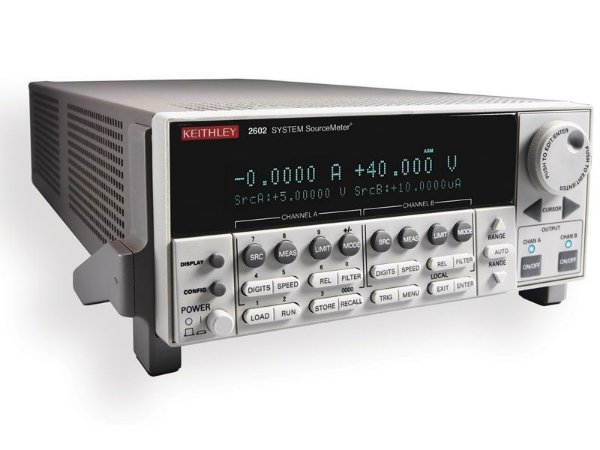 Keithley Série 2600B – SourceMeters