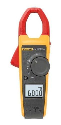 Fluke 373 – Alicate Amperímetro True-RMS 600A AC