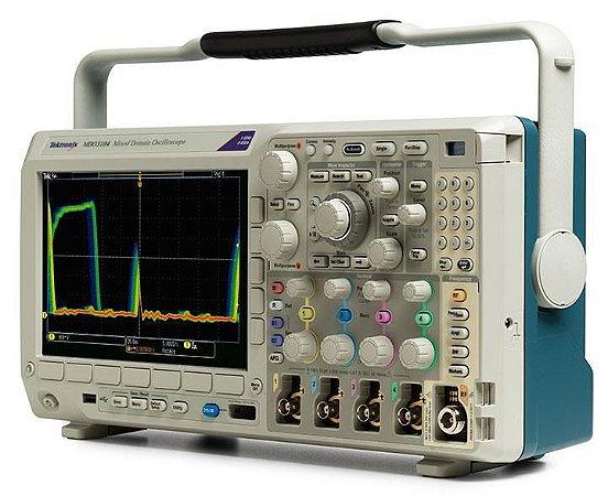 Tektronix série MDO3000 – Osciloscópio de 100MHz a 1GHz + analisador de espectro integrado