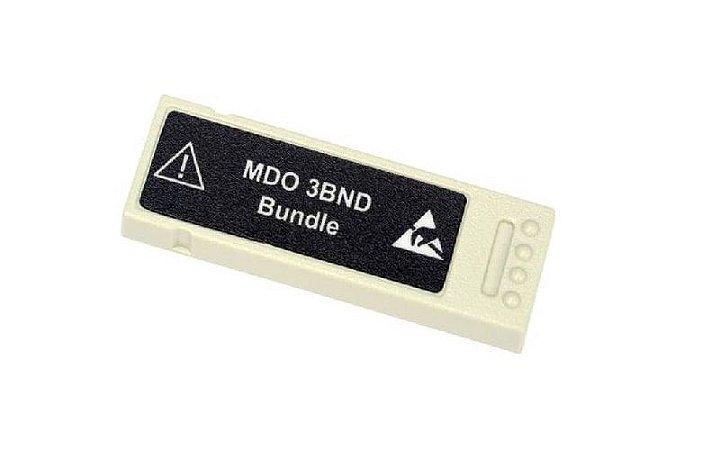 Tektronix MDO3BND -Módulo de aplicação para liberação de vários protocolos para Osciloscópios série MDO3000
