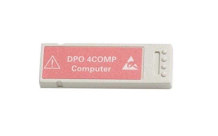 Tektronix DPO4COMP – Pastilha de comunicacao RS232/485/UART para osciloscópios DPO/MSO4000