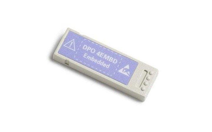 Tektronix DPO4EMBD – Pastilha de comunicacao I2C, SPI para osciloscópios DPO/MSO4000