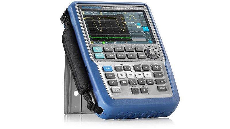 Rohde & Schwarz RTH1002 – Osciloscópio Portátil de 60MHz, 2 Canais Isolados, bateria