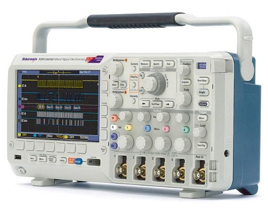 Tektronix série DPO/MSO 2000B – Osciloscópio Digital de Performance