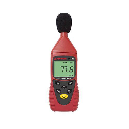 Amprobe SM10 – Decibelímetro ( medidor de som )