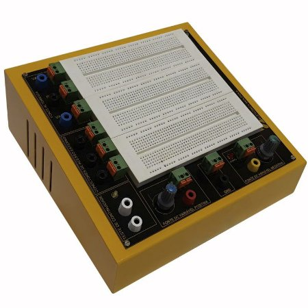 Módulo Didático de Eletrônica Analógica Básica – MPLA1201