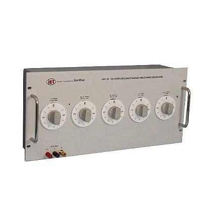 IET Labs GenRad 1491 D, G – Década Indutor de Alta Precisão
